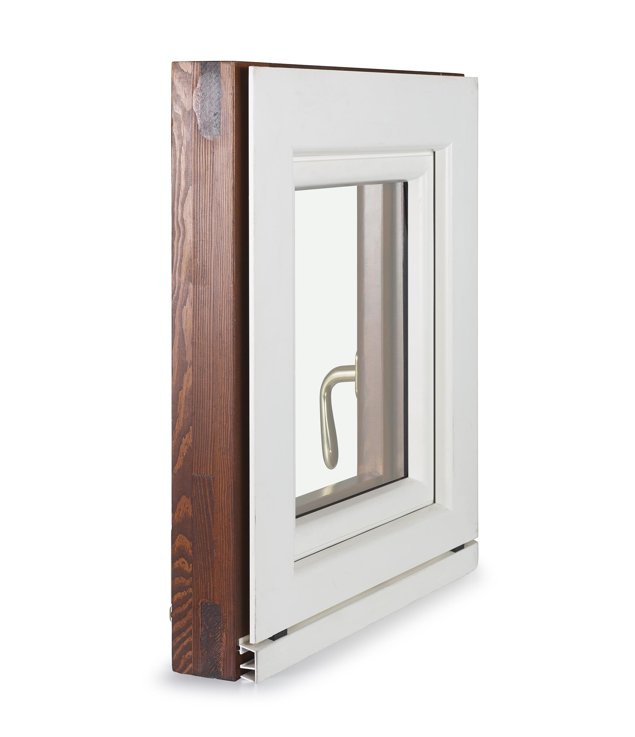 Finestra in legno/alluminio